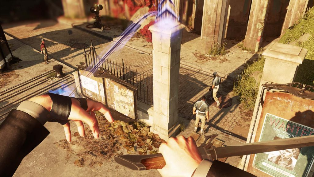 Dishonored 2 Emily Gameplay Powers