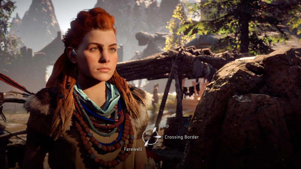 Horizon Zero Dawn Gameplay RPG