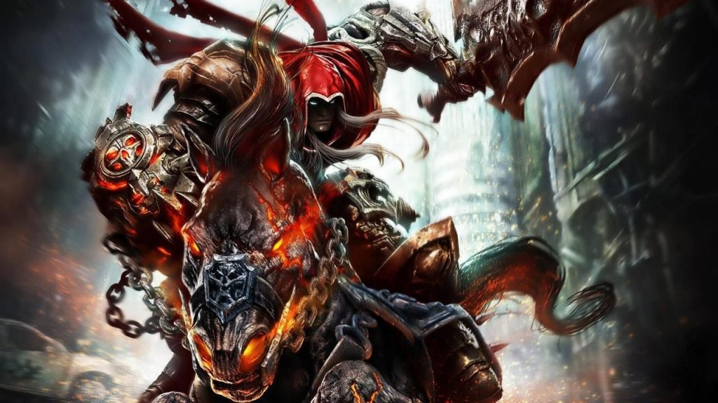 October Game Releases Darksiders