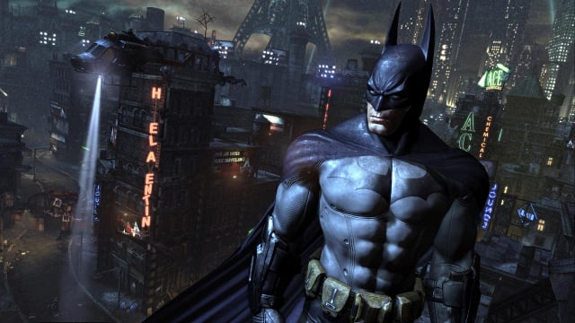 October Game Releases Batman