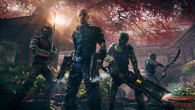 October Game Releases Darksiders Shadow Warrior 2