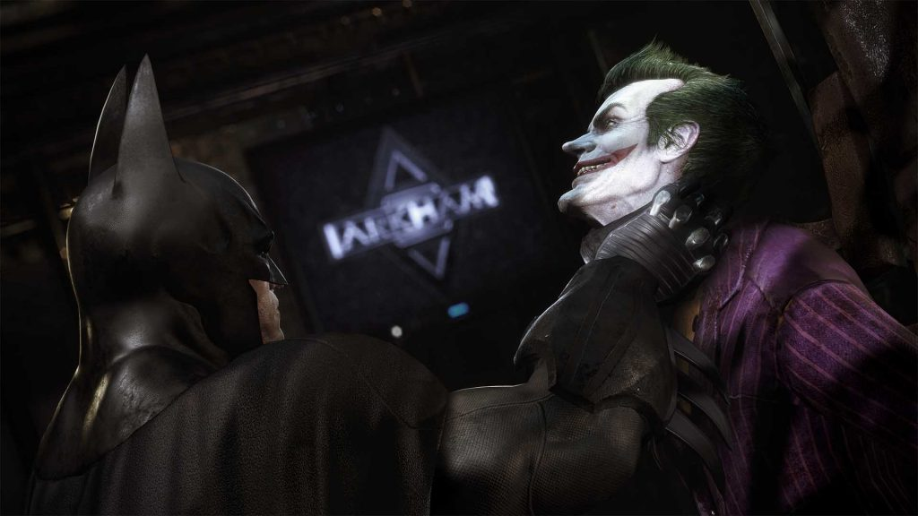 Arkham Asylum Review Batman & Joker