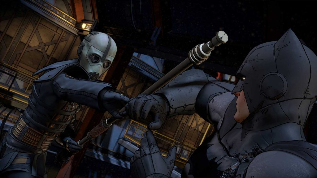 Batman Telltale New World Order Review CoA