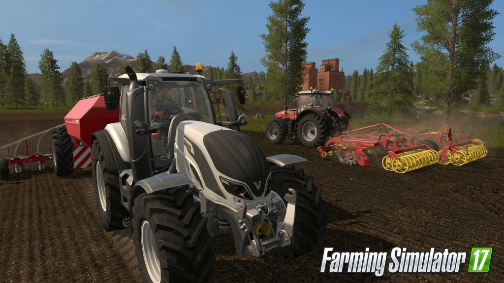 Farming Simulator 2017 review action shot