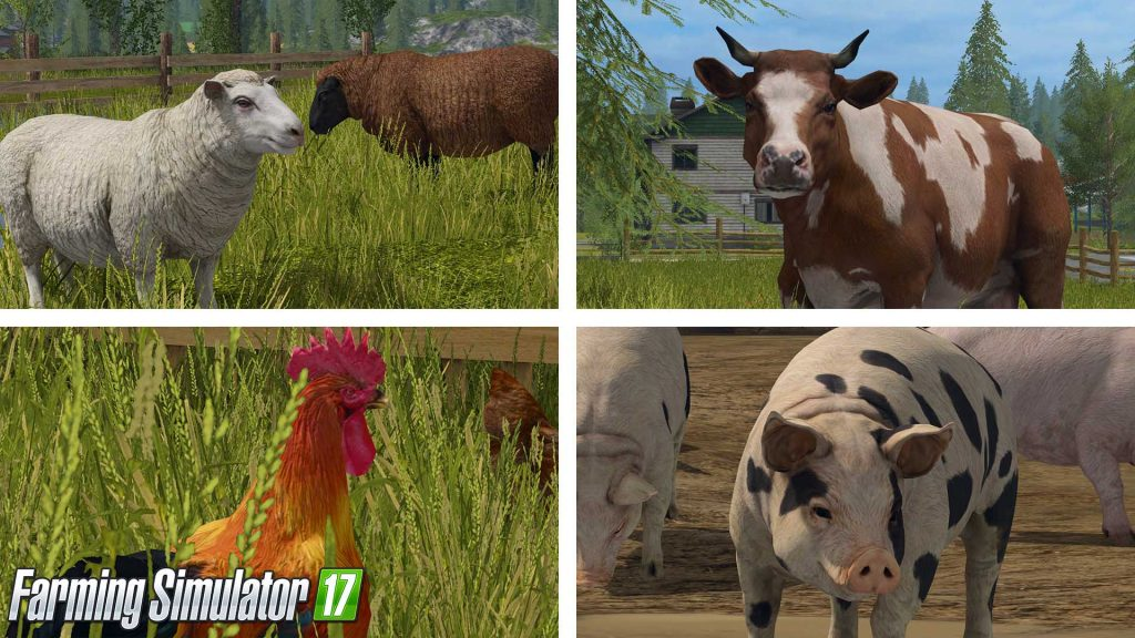 Farming Simulator 2017 review beasts