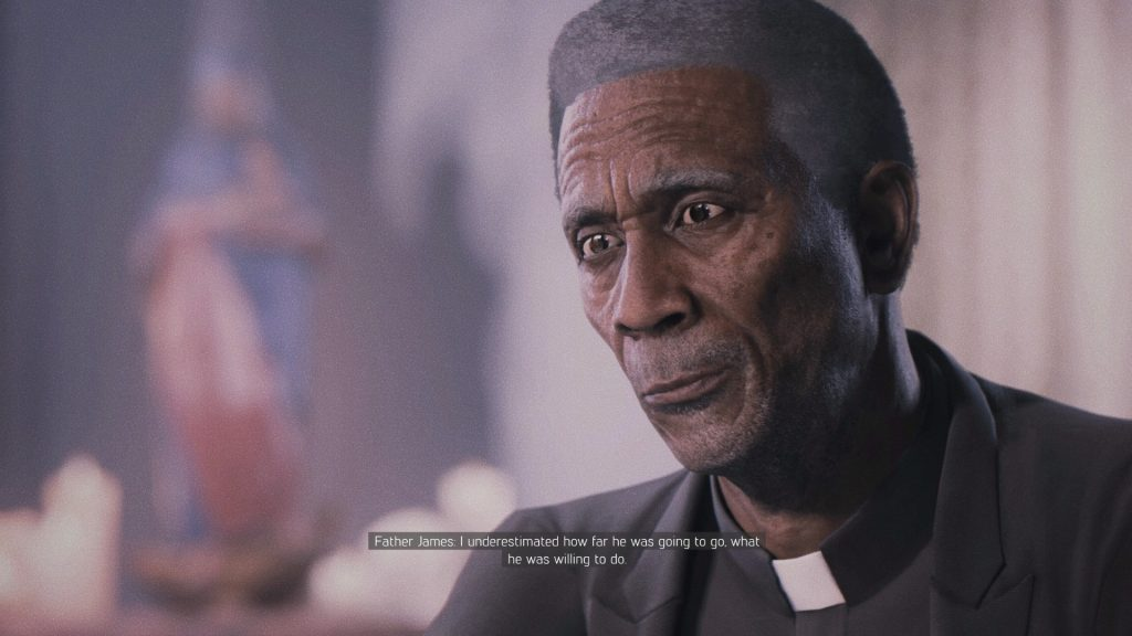 Mafia 3 Cast Father James