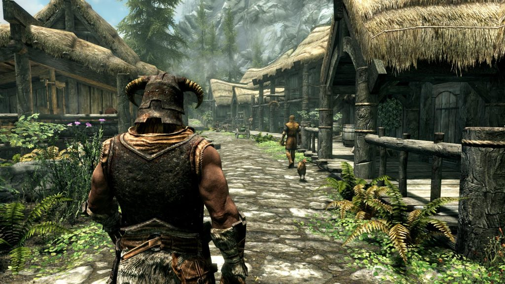 Remastered Games For PS4 and Xbox One Skyrim Special Edition