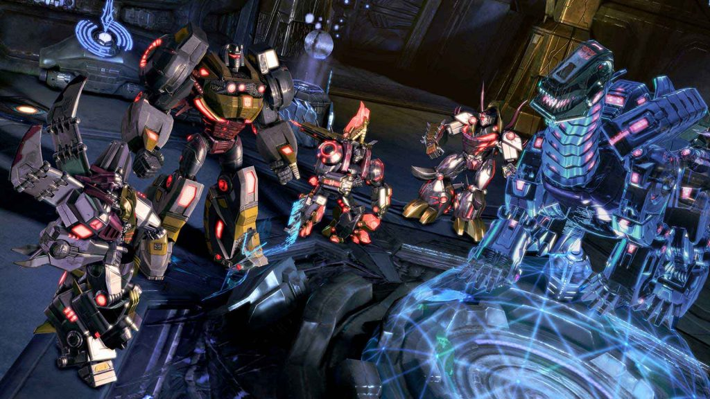Transformers Fall of Cybertron Review PS4 Xbox One 1