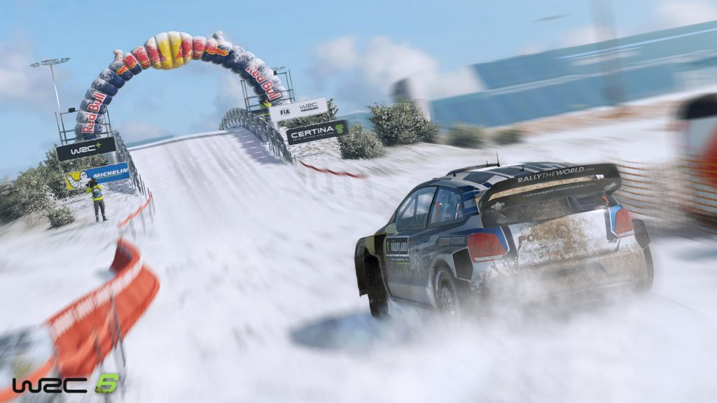 wWorld Rally Championship 6 Review 2