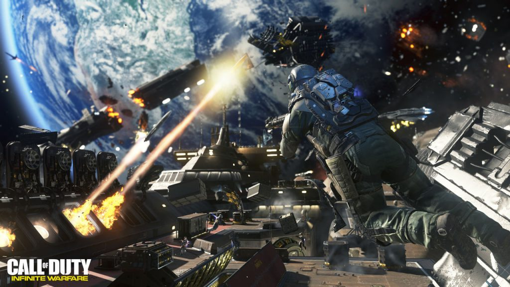 Call of Duty Infinite Warfare review 1