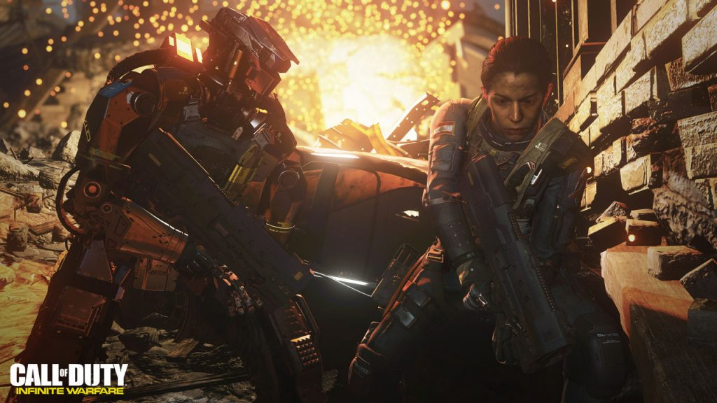 Call of Duty Infinite Warfare review 3