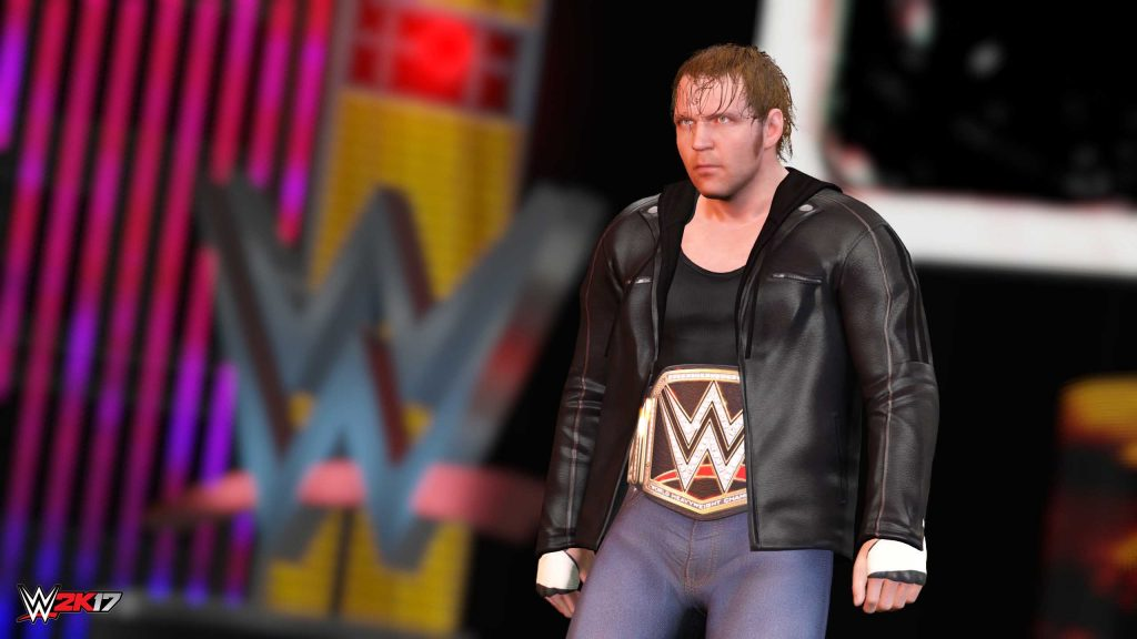 WWE 2K17 Review Main Dean