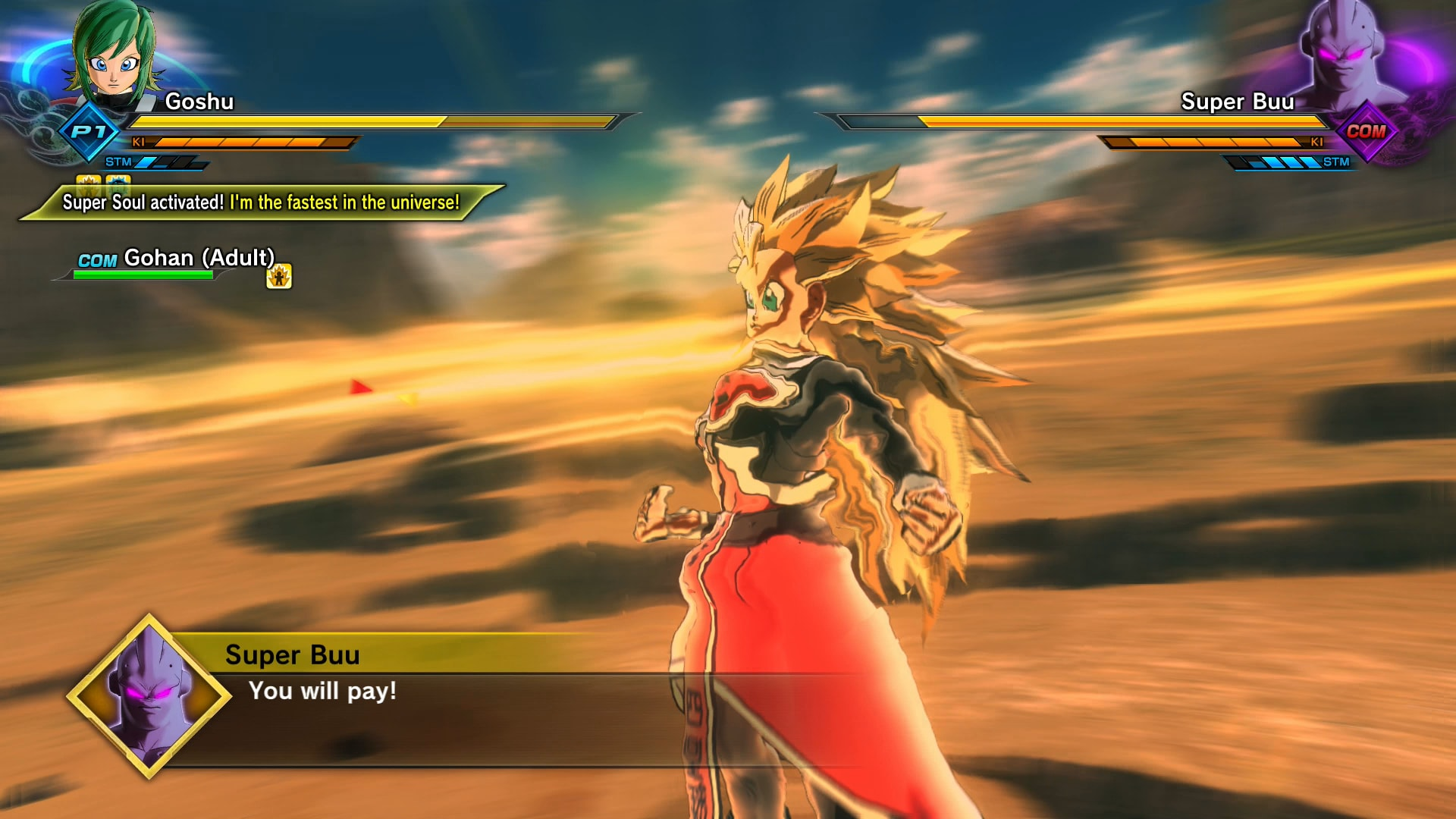 Dragon Ball Xenoverse 2 Review A Disappointing Sequel Mgl