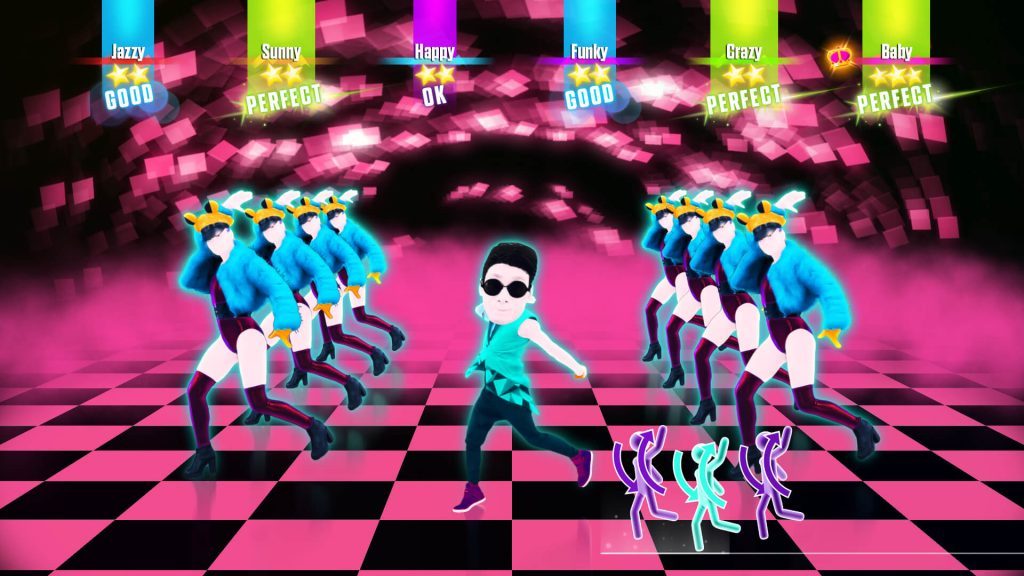 Just Dance 2017 Review Gameplay