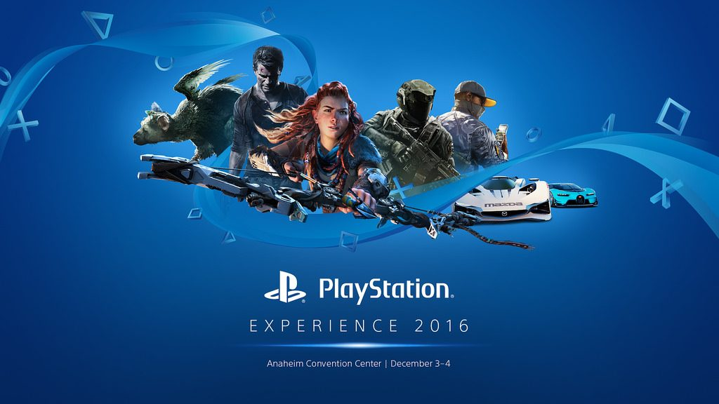 playstation experience 2016 round up