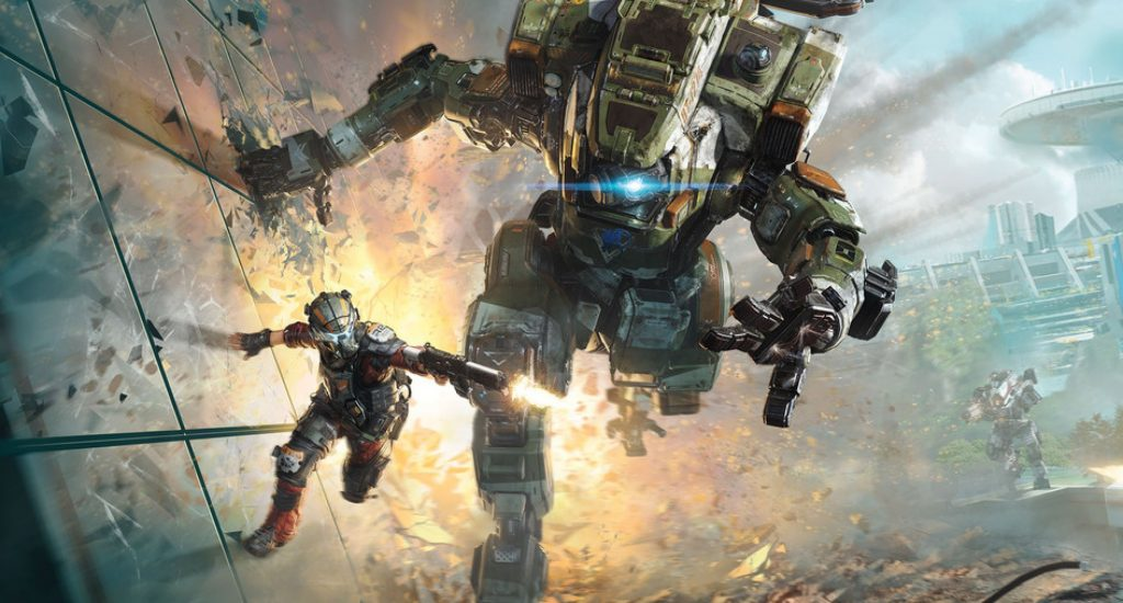 Titanfall 2 Review gameplay