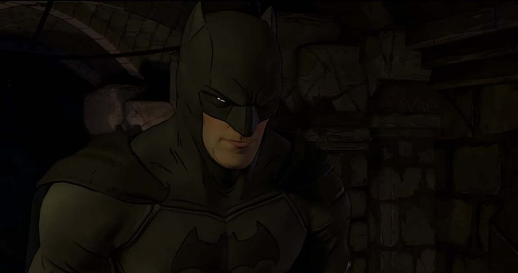 Batman The Telltale Games Series Batman