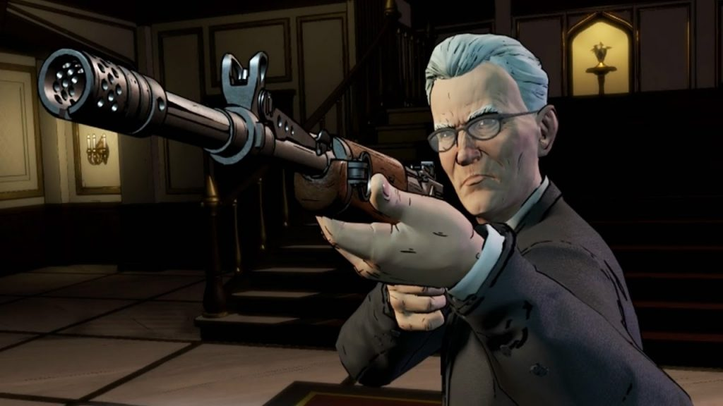 Guardian of Gotham Review Alfred