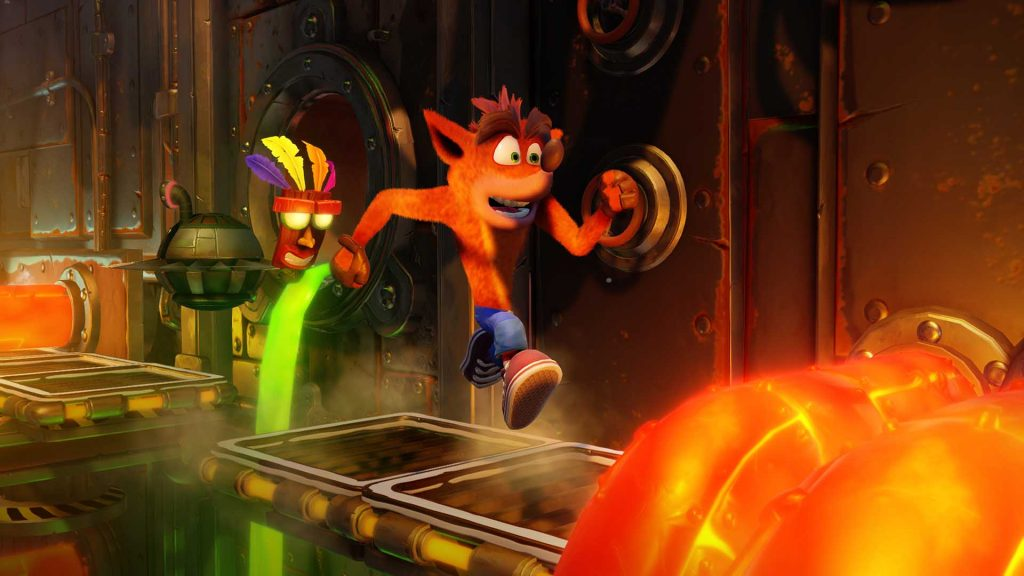 Crash Bandicoot N Sane PSX 16 2
