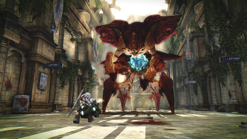 Darksiders Warmastered Review Gameplay