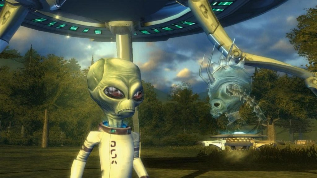 Destroy All Humans Remastered Review 1