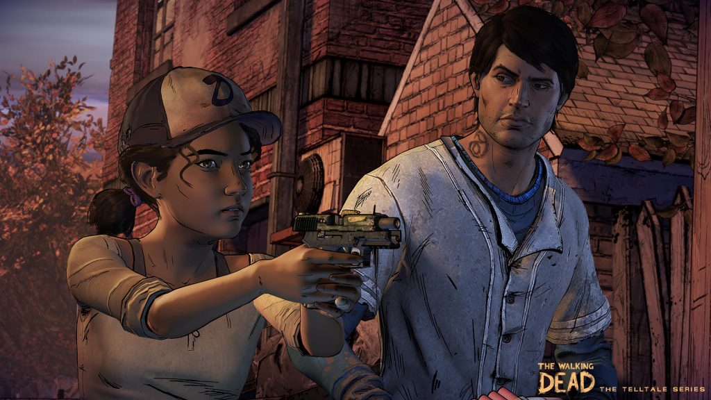 Telltale The Walking Dead Season 3 Launch 2