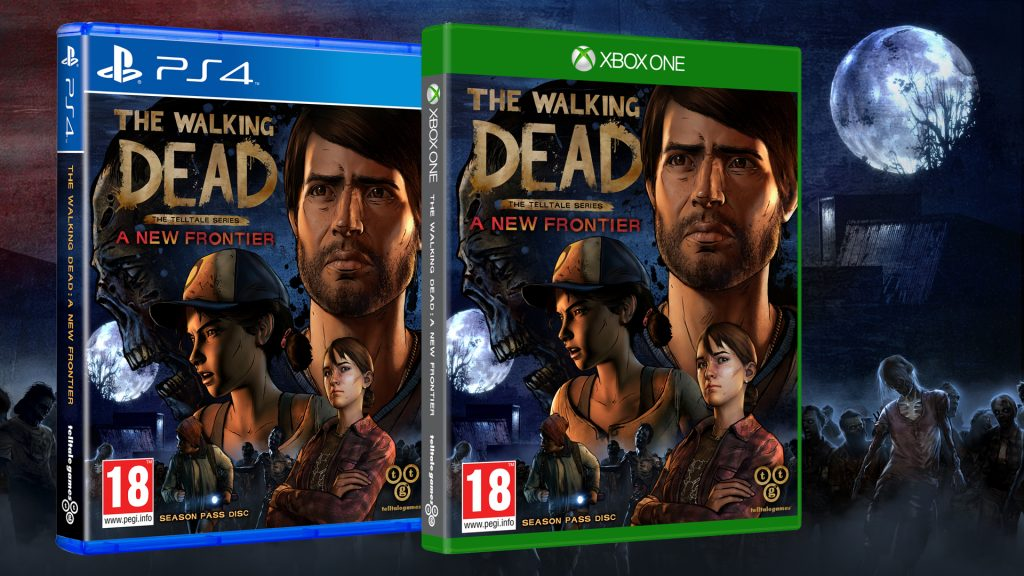 Telltale The Walking Dead Season 3 Launch 1