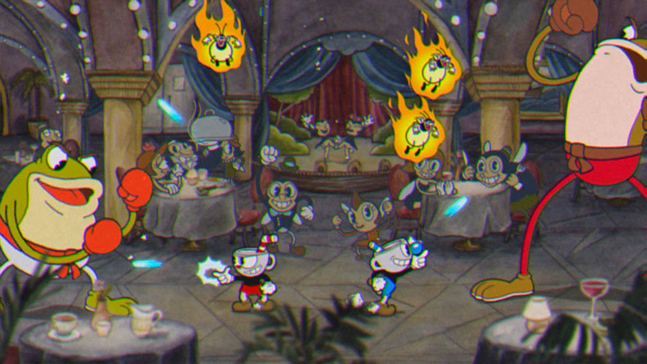 Best Upcoming Games Of 2017 Cuphead