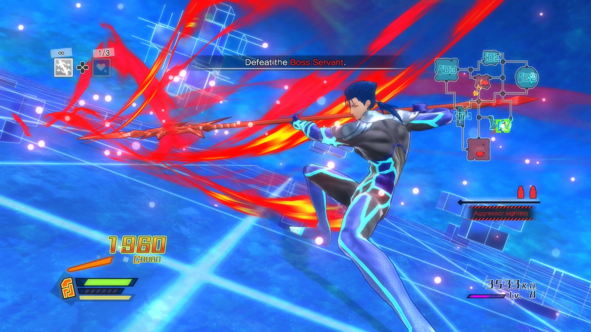 Fate Extella The Umbral Star Review sc4
