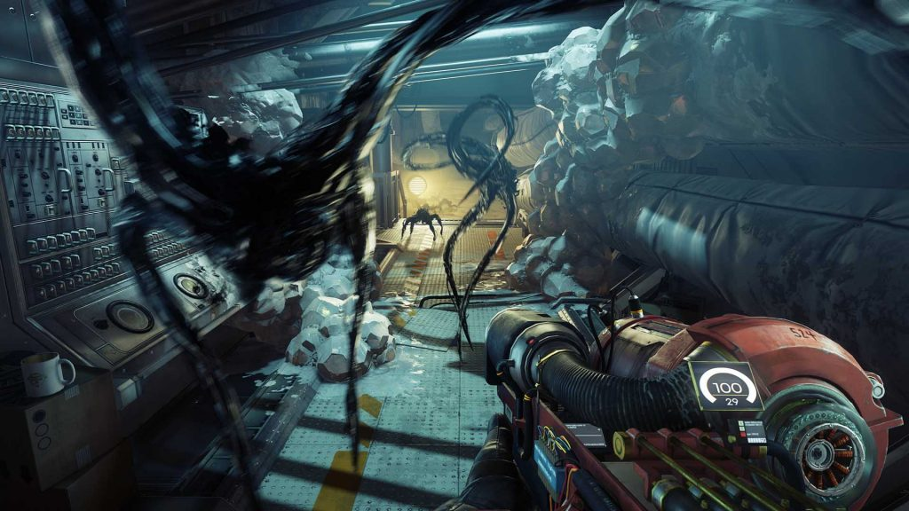 Prey Typhon Research image trailer 1