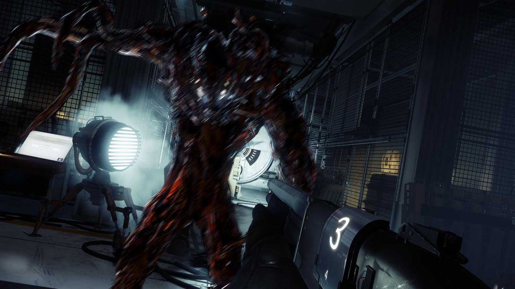 New Prey Game Launches May