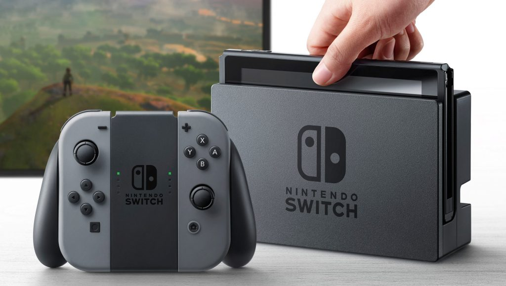 Nintendo Switch Features, Price and Launch Games Console
