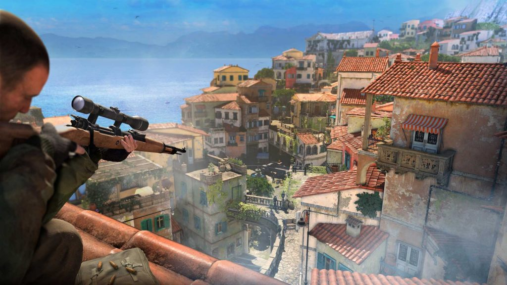 Sniper Elite 4 Review Image 1