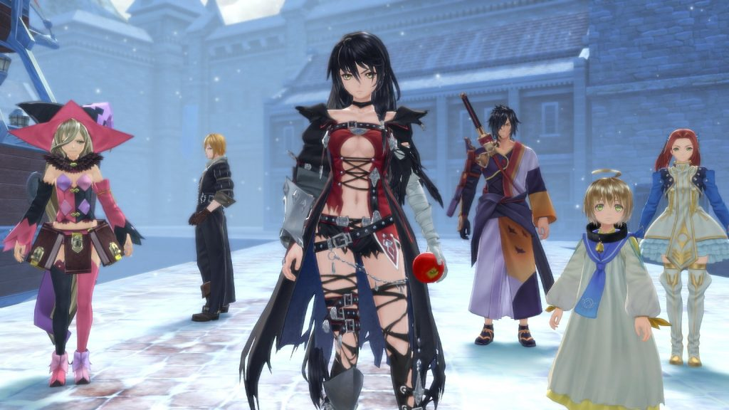 How does Tales of Berseria Play on PS4