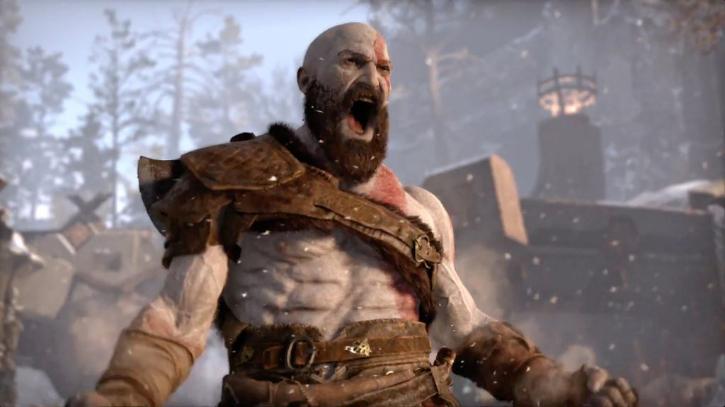 PlayStation Dominate 2017 GOW4