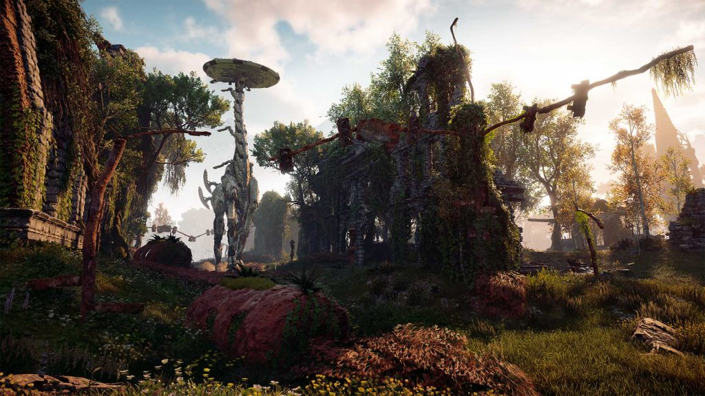 Horizon Zero Dawn Review Round Up