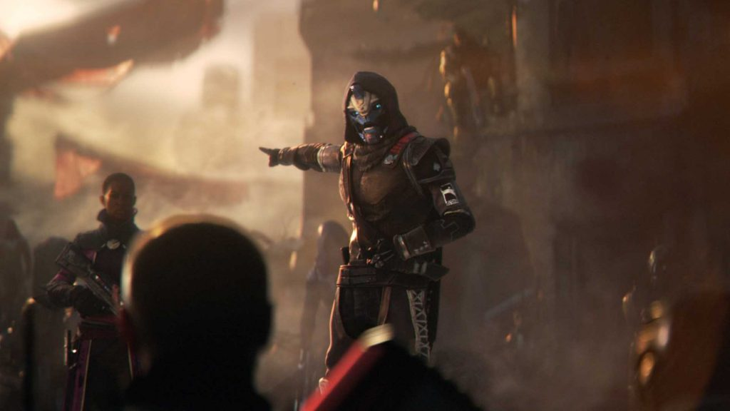 Destiny 3 Officially Revealed Screen loot