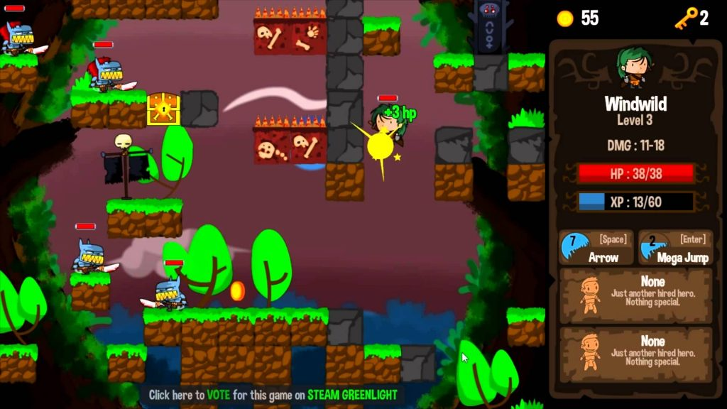 Vertical Drop Heroes HD Review Image 1
