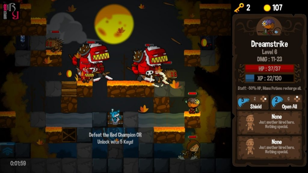 Vertical Drop Heroes HD Review Image 2