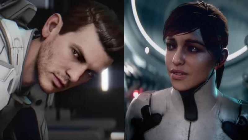 Mass Effect Andromeda Early Impressions Ryder