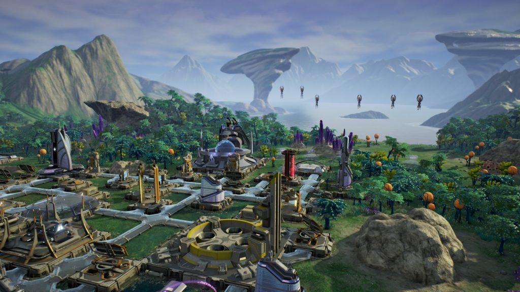 Aven Colony Gameplay image 1