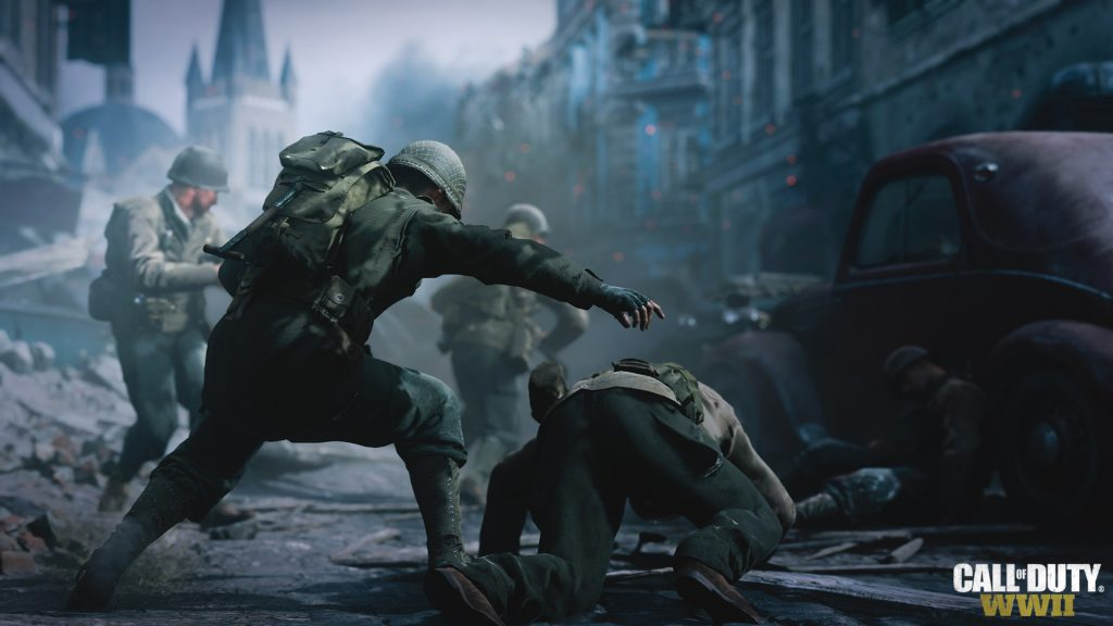 Call of Duty WW2 features image 2