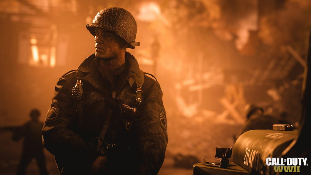 Call of Duty WW2 features image 1
