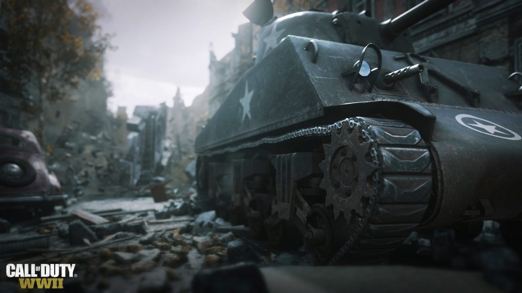 Call of Duty WWII Reveal Image 2