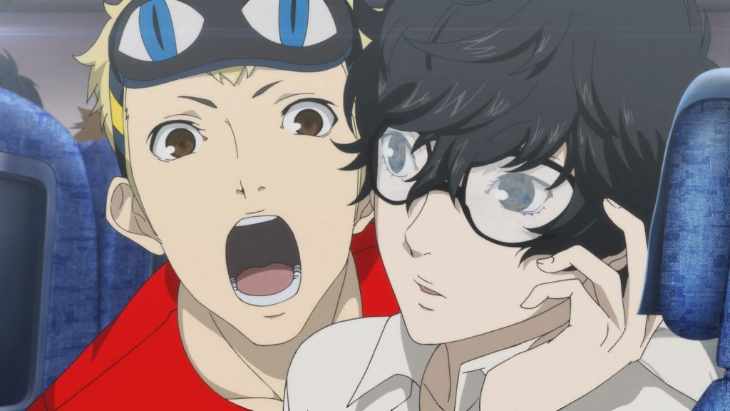 Persona 5 review image 2