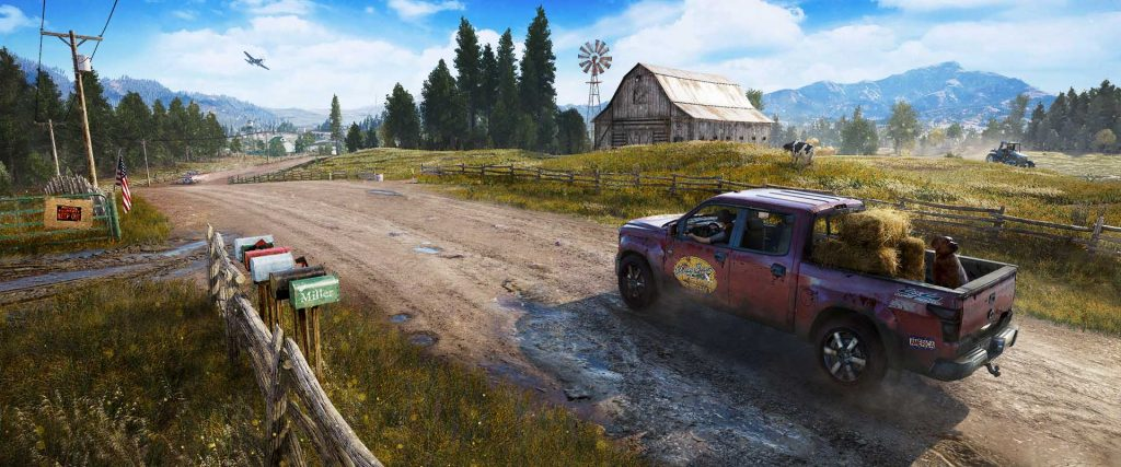 First Far Cry 5 Gameplay image 1