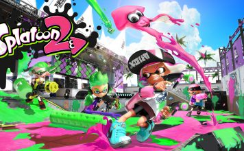 Splatoon 2 Features main