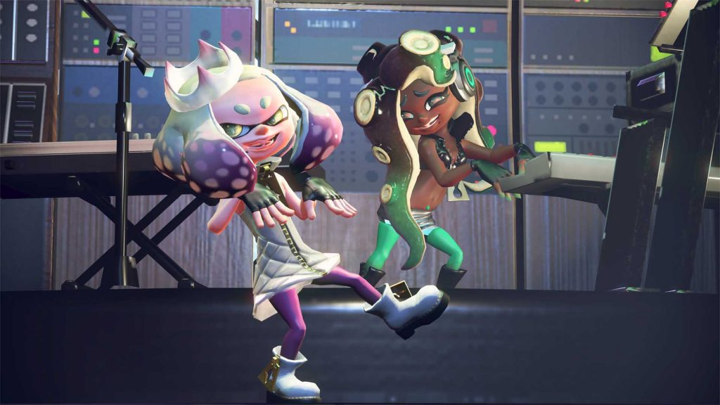 Splatoon 2 features SplatFest image