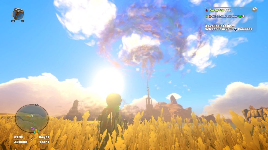 Yonder The Cloud Catcher Chronicles Review Image 2