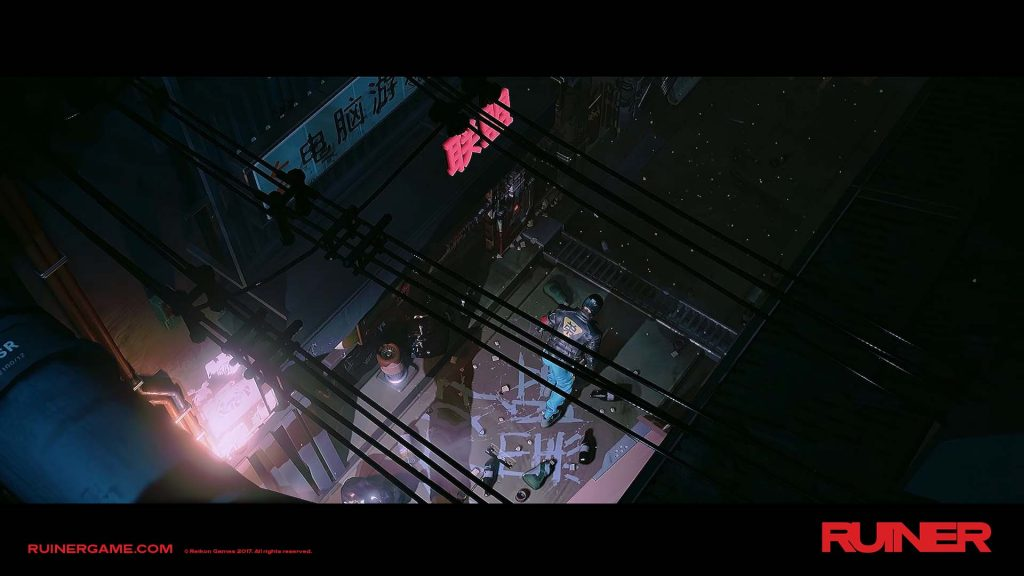 RUINER Releases on PS4 image 2